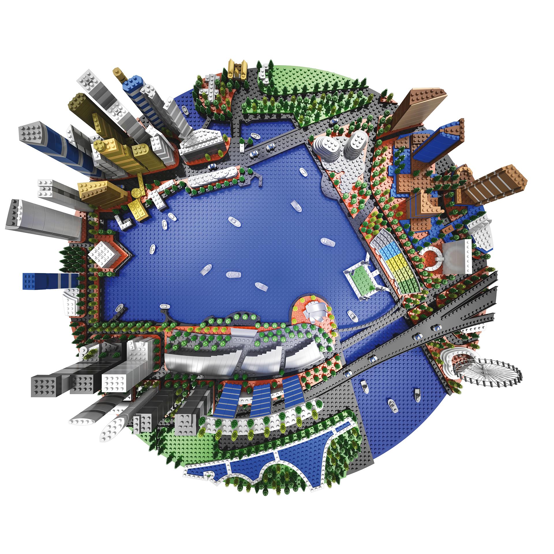 058-Lego City